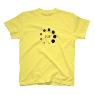 ローディング T-shirts