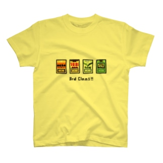 3rd Class!! T-shirts