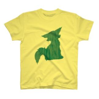 水底の毛玉 T-shirts