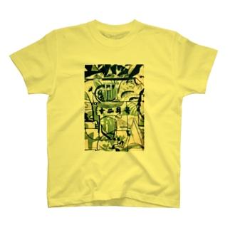 『エポック』 第3號(1922年12月)玉村善之助 カバーデザイン T-shirts