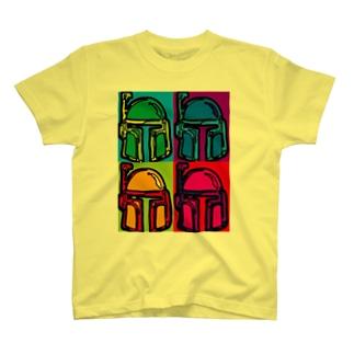 ボブフット#5 T-shirts