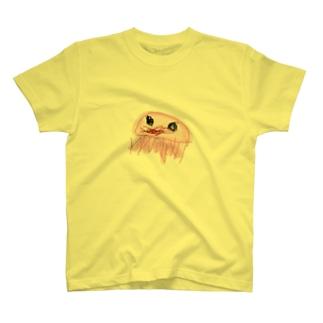 ねねくらげT 裏なし T-shirts