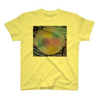 和菓子シャツ T-shirts