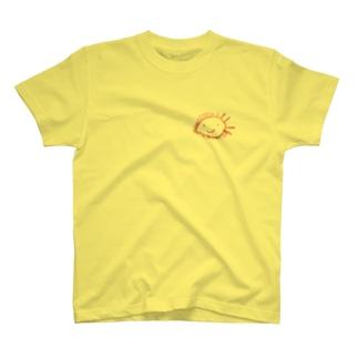 太陽サン T-shirts