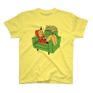 1Pソファー T-shirts