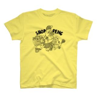 SHOPPENG T-shirts