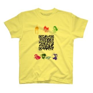 マンガが読めるTシャツだ! T-shirts