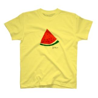 スイカTシャツNo.2 T-shirts