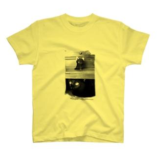 箪笥のKURONEKO T-shirts