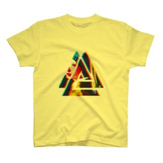 三原色絵の具 T-shirts