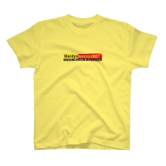 Hardy's  supermarket T-shirts