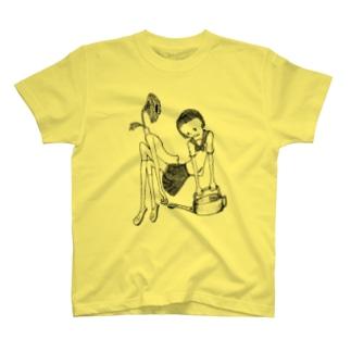 わたしはあなただけを見つめる T-shirts