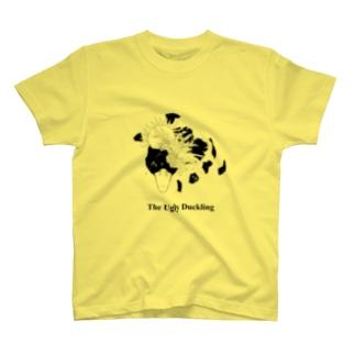 みにくいアヒルの子 T-shirts