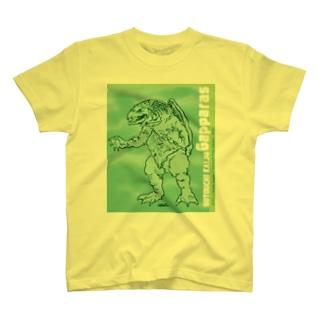 ガッパラスはん T-shirts