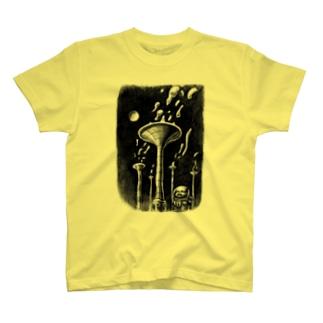 ヤノベケンジ《トらやんの大冒険》 (あしたの音色) T-shirts