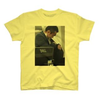内ポケット派 T-shirts