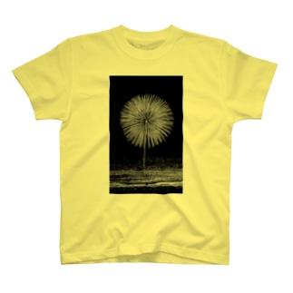 布花火 T-shirts
