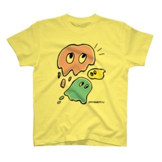 スライムオバケちゃん T-shirts
