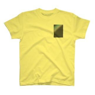 淡いオーロラ T-shirts