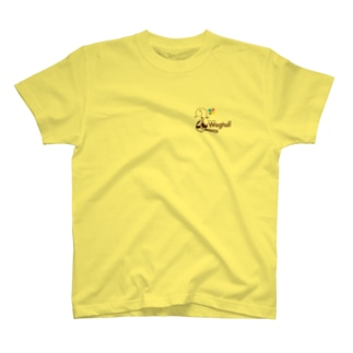すたじおワグテイル(モカ) T-shirts
