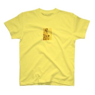 母の眼差し T-shirts
