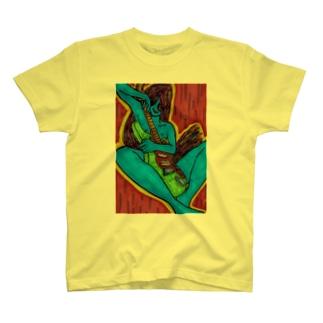 聴きたい? T-shirts