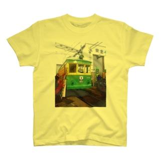 江ノ島電鉄 T-shirts