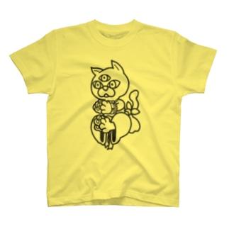 みつめねこ T-shirts