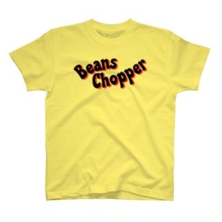 Beans Chopper T-shirts