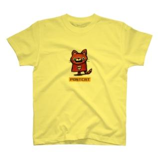 ポストキャット T-shirts