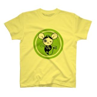 ハーブおばけ(チコリ) T-shirts