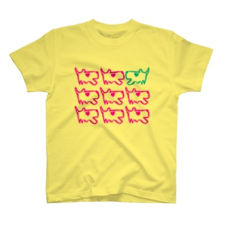 いすいぬ T-shirts