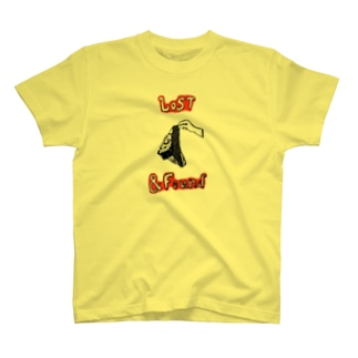 Lost & Found T-shirts