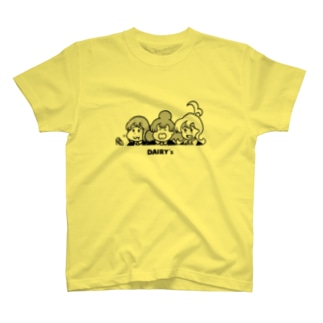 さんにんT T-shirts