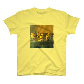 産まれたてのたまご041 T-shirts