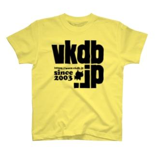 vkdb新ロゴ Tシャツ