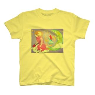「月のお姉さまに呼ばれて」  T-shirts