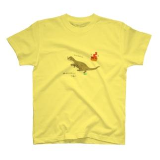 妖怪カワウソにご用心! T-shirts