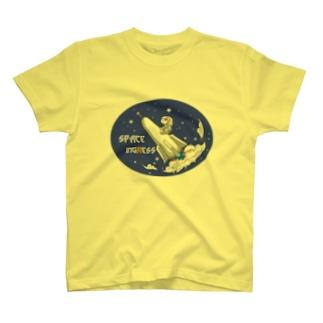 スペース T-shirts