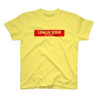 レモンサワーシリーズ T-shirts