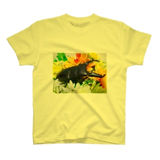 クワガタ ☆パラワンオオヒラタ2☆ T-Shirt