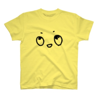 シアン化の顔 T-shirts