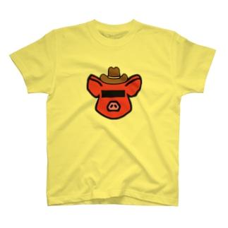 ハヂメ© T-shirts