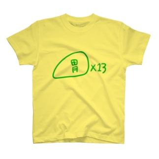 モンタージュ G T-shirts