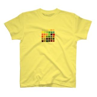 イエロートーン T-shirts