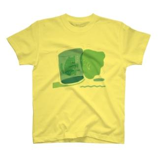 ひんやりしたいとき T-shirts