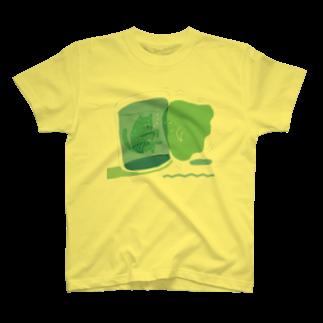 いすやますみえのひんやりしたいとき T-shirts
