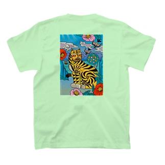 吉祥虎 T-shirts