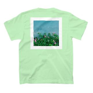 "My Clips ""Beach in Okinawa"" T-shirts"