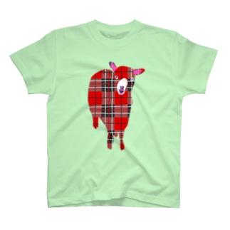 ヒツジ T-shirts